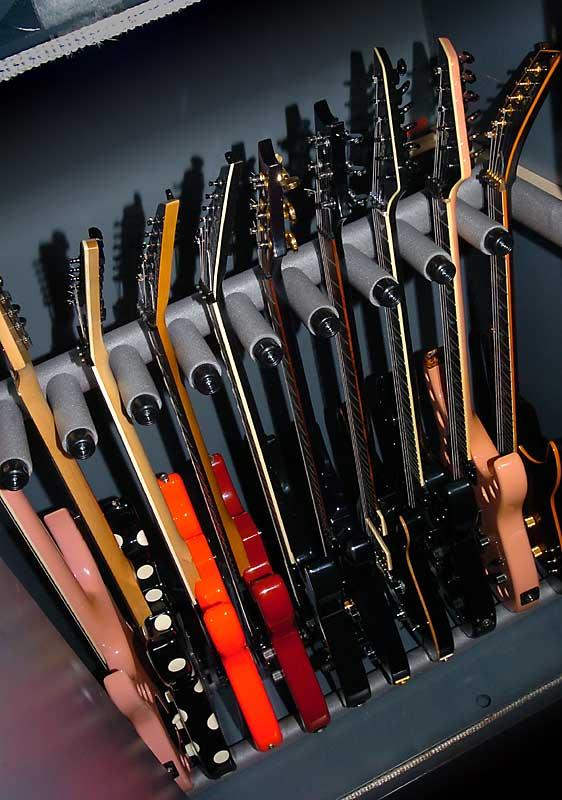 Homemade Guitar Stand Ultimate Guitar